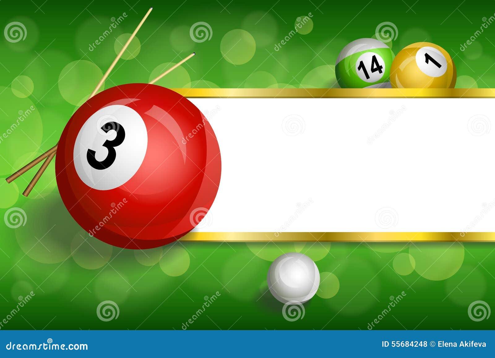 8 ball snooker