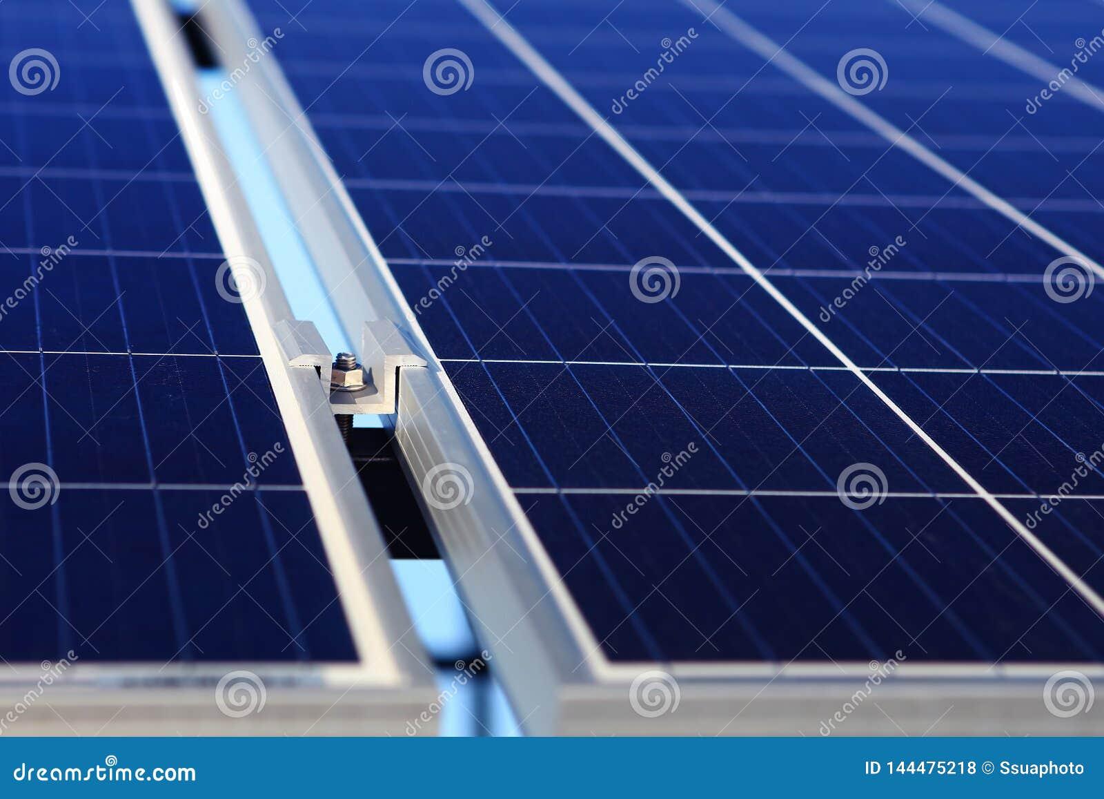 Background of alternative solar energy