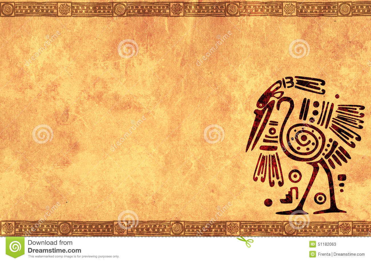 Background With American Indian National Patterns Stock ...