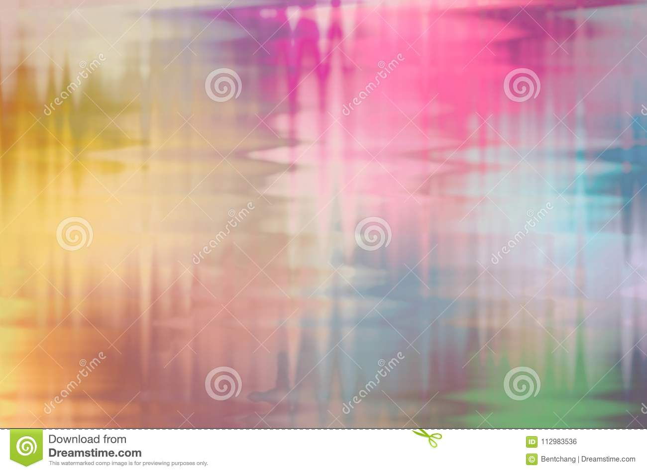 Background or backdrop, motion blur, good for design texture. Yellow, dream, dreamy & smooth.