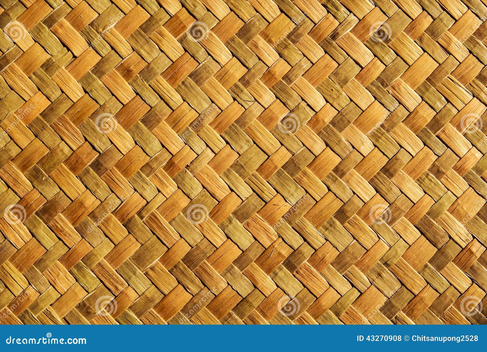 Background Bamboo Knitting Pattern Stock Photo Image Of Organic