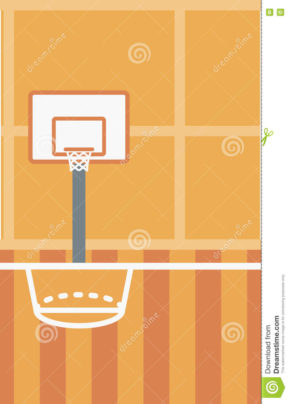 Background Of Basketball Court Stock Vector Illustration Of Building Competition 72669558