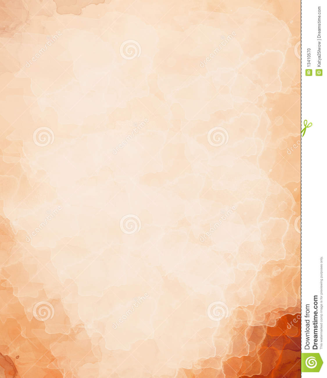 Background Beige Texture Stock Illustration Image Of Page