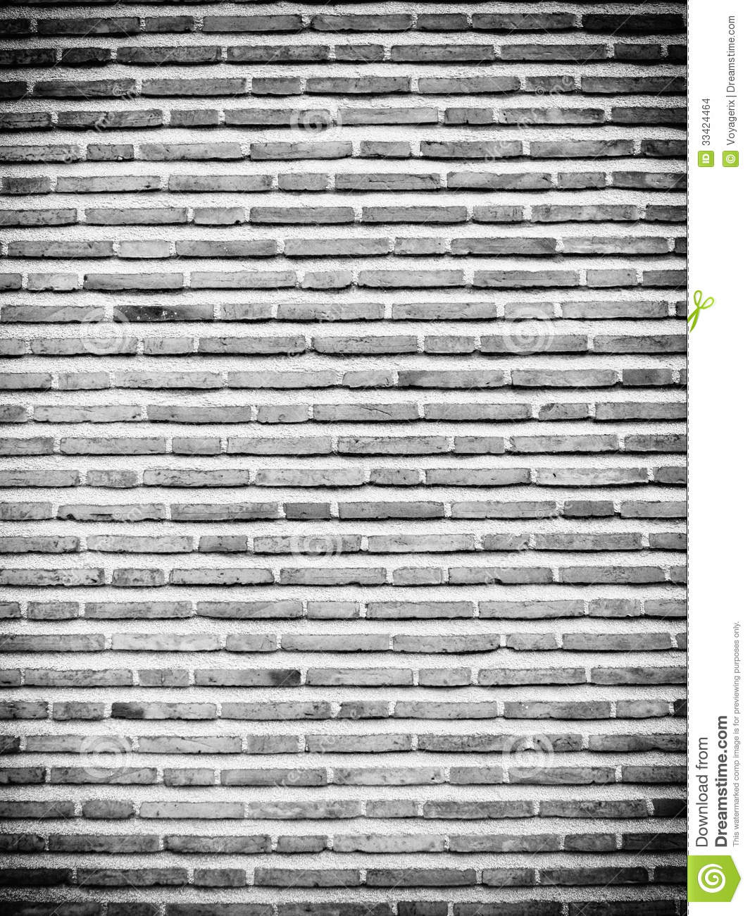 Background of black white brick wall texture stock images - Mur de photos noir et blanc ...