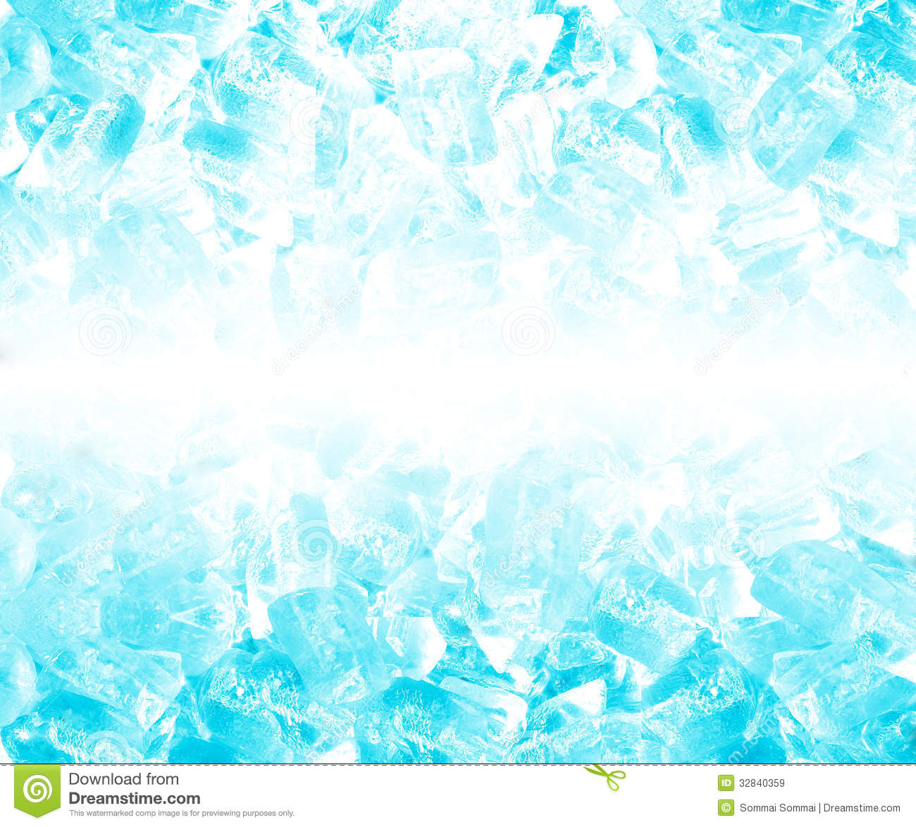 Background Of Blue Ice Cubes Royalty Free Stock Images - Image ...