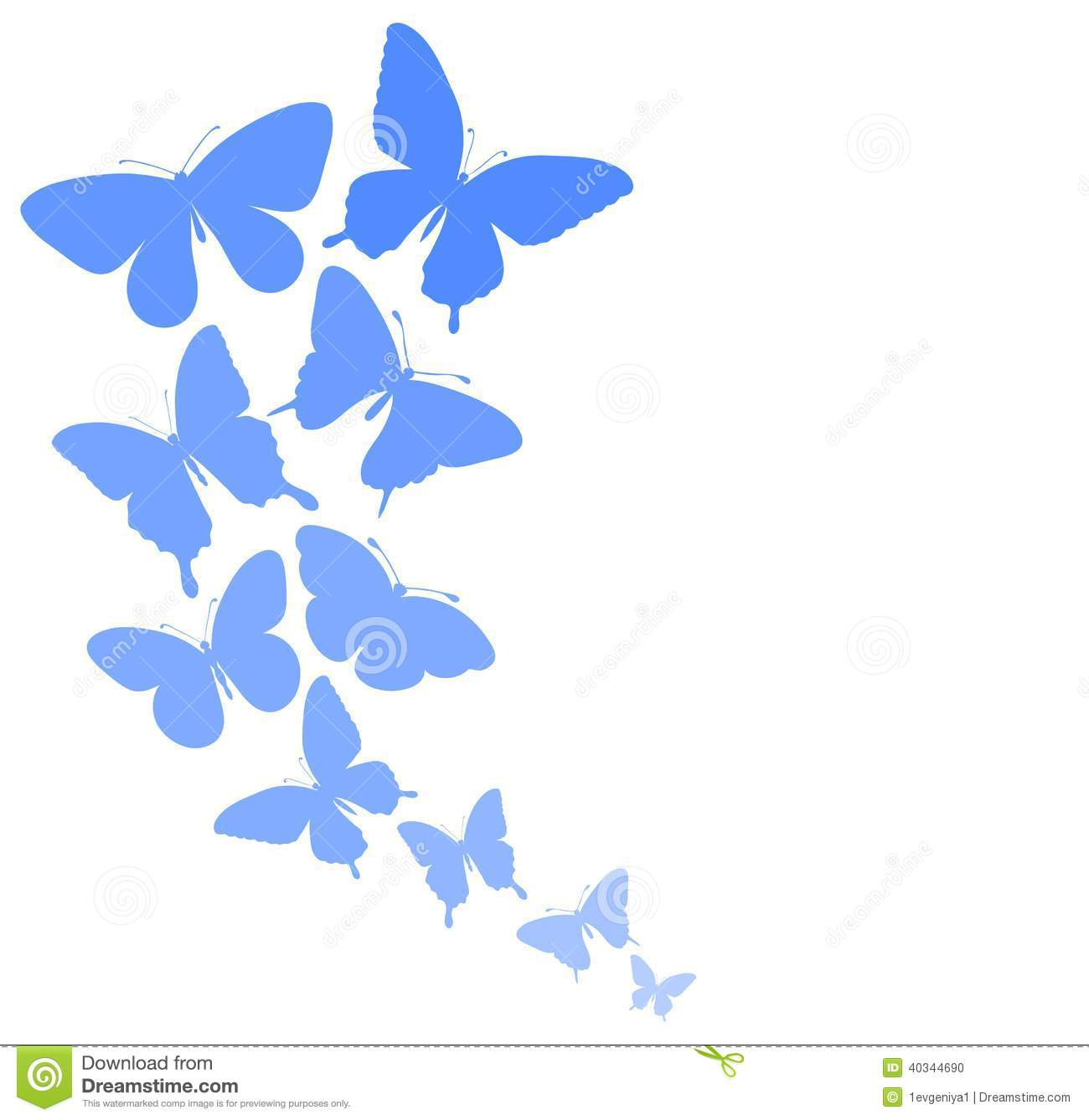 Butterflies Wedding Invitations with adorable invitation sample
