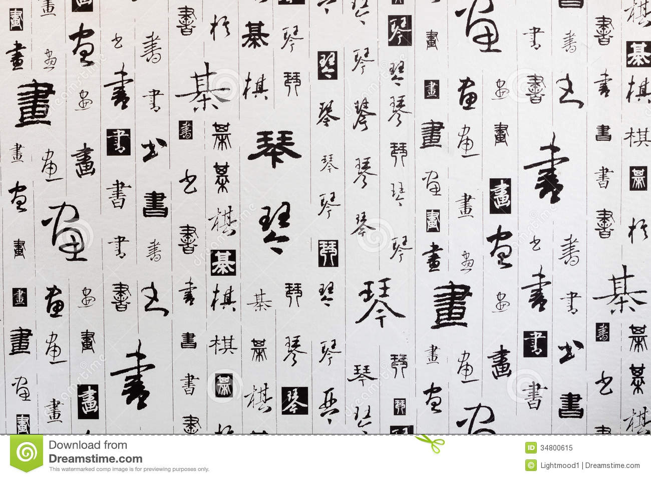 Creating Chinese Calligraphy  ThoughtCo