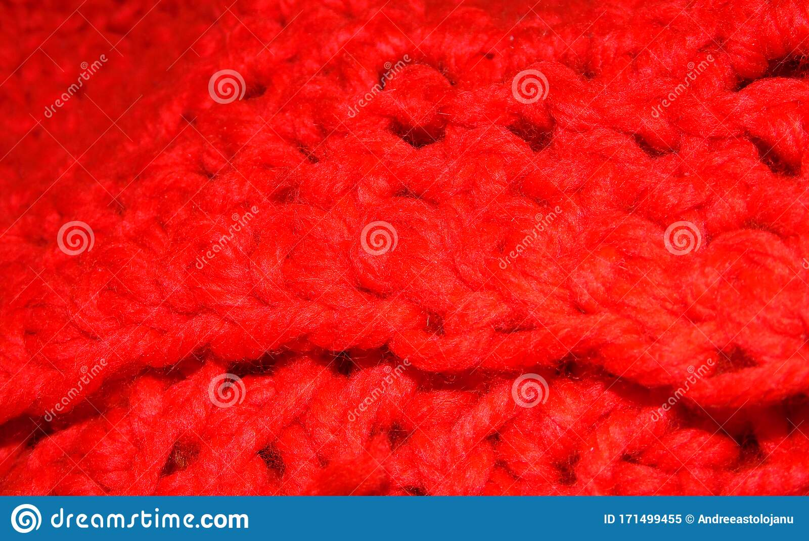 Background Of Closeup Of Red Crochet Dress Fashion Wool Stock Image Image Of Closeup Fashion 171499455