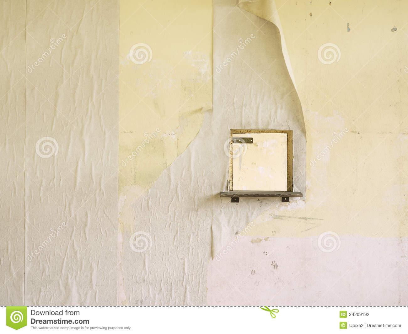 background color beige exfoliated stock photography