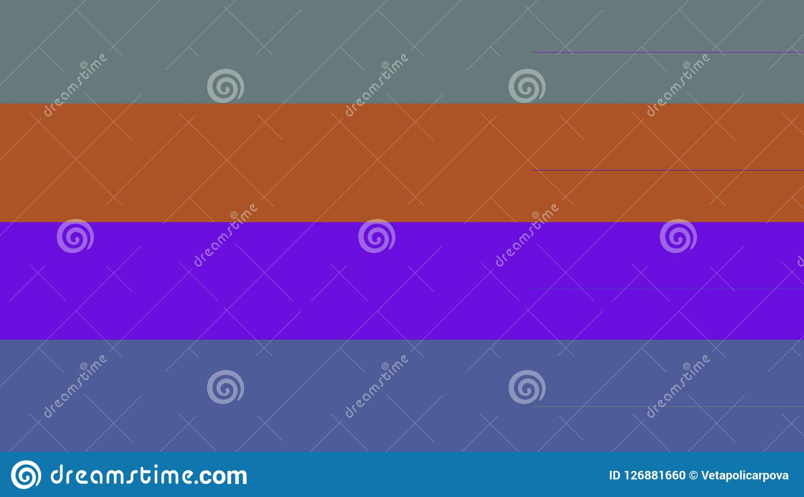 Background With Color Lines Different Shades And Thickness Stock Illustration Illustration Of Hypnotize Smooth 126881660