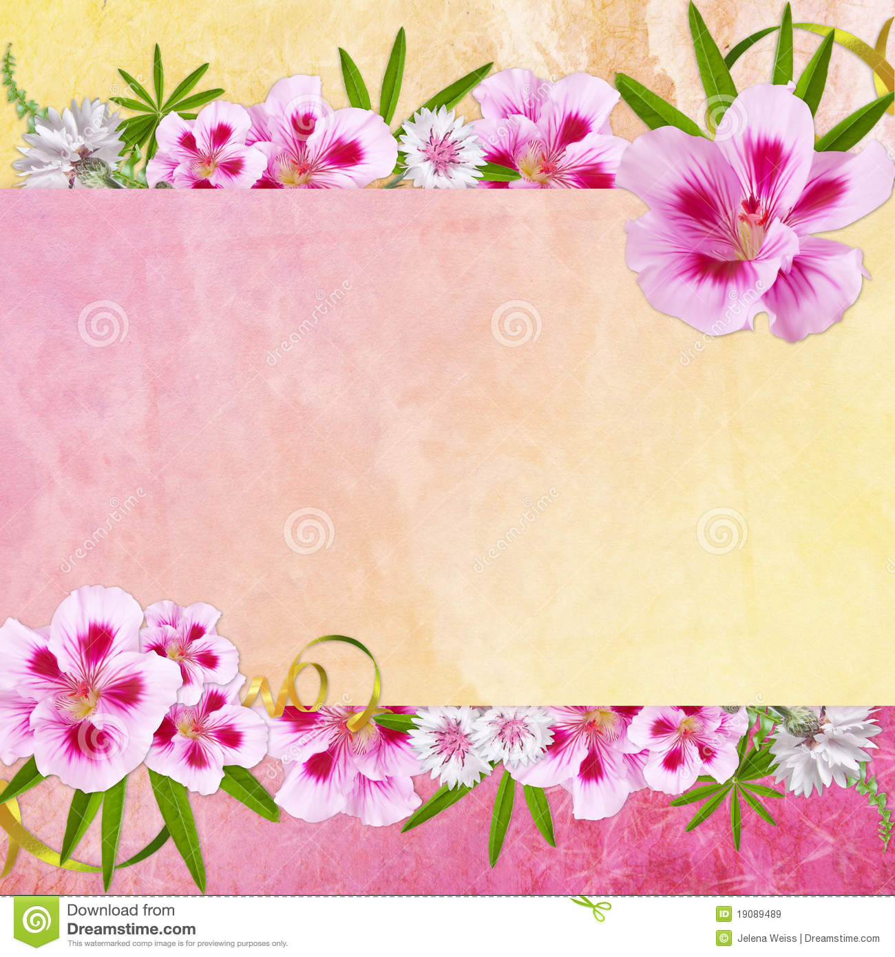 Background For Congratulation Card Royalty Free Stock Images - Image: 19089489