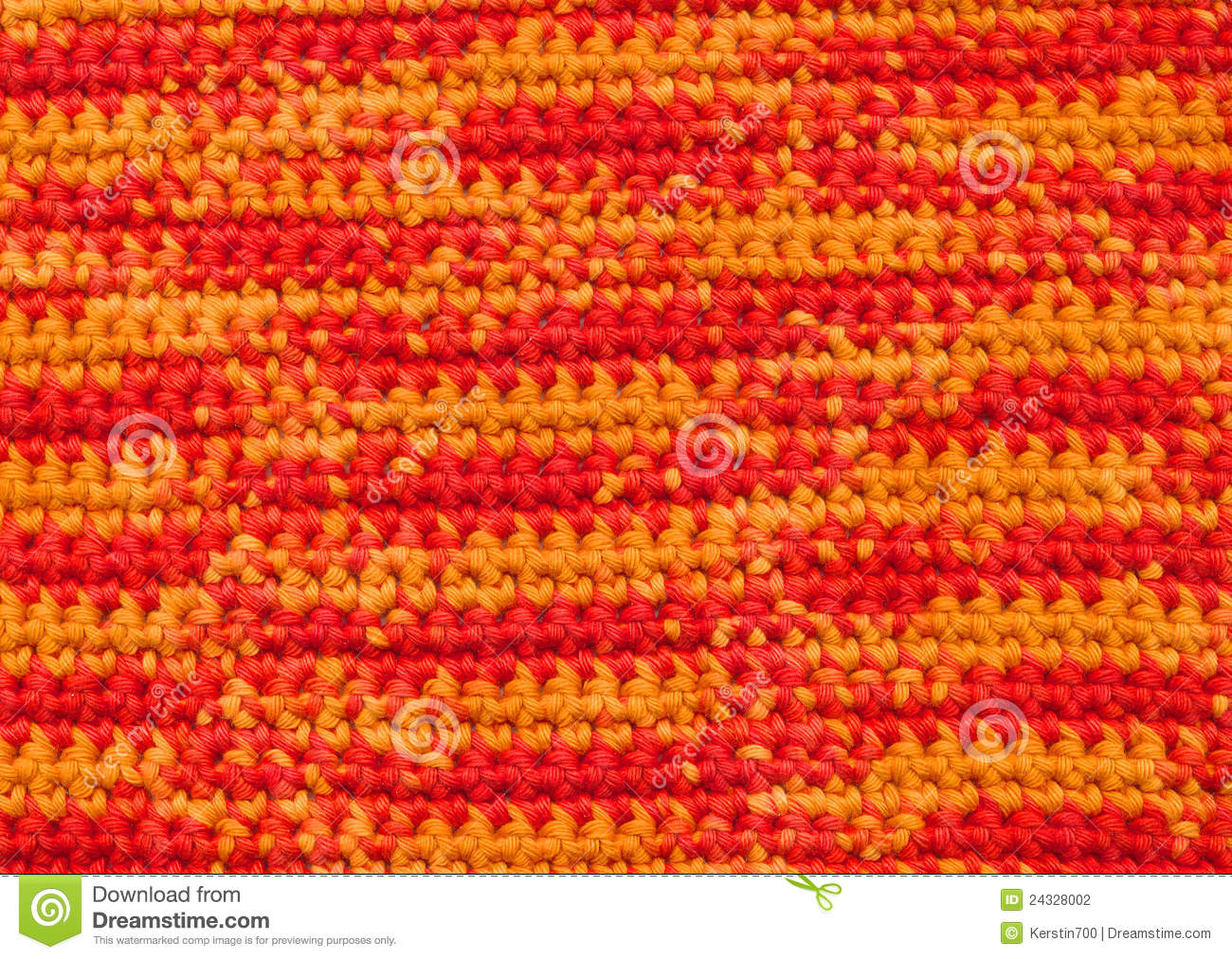 Crochet Patterns Multicolor Yarn : Background - Crochet - Variegated Yarn Stock Photography ...