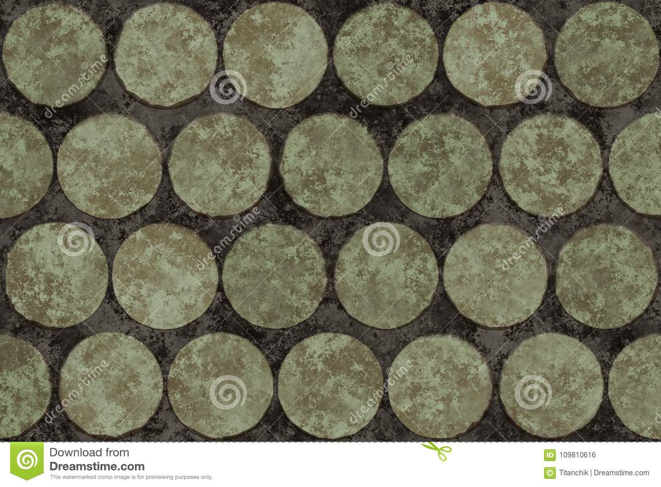 Background Decoration Wall Tiles Stock Illustration Illustration Of Decoration Digital 109810616