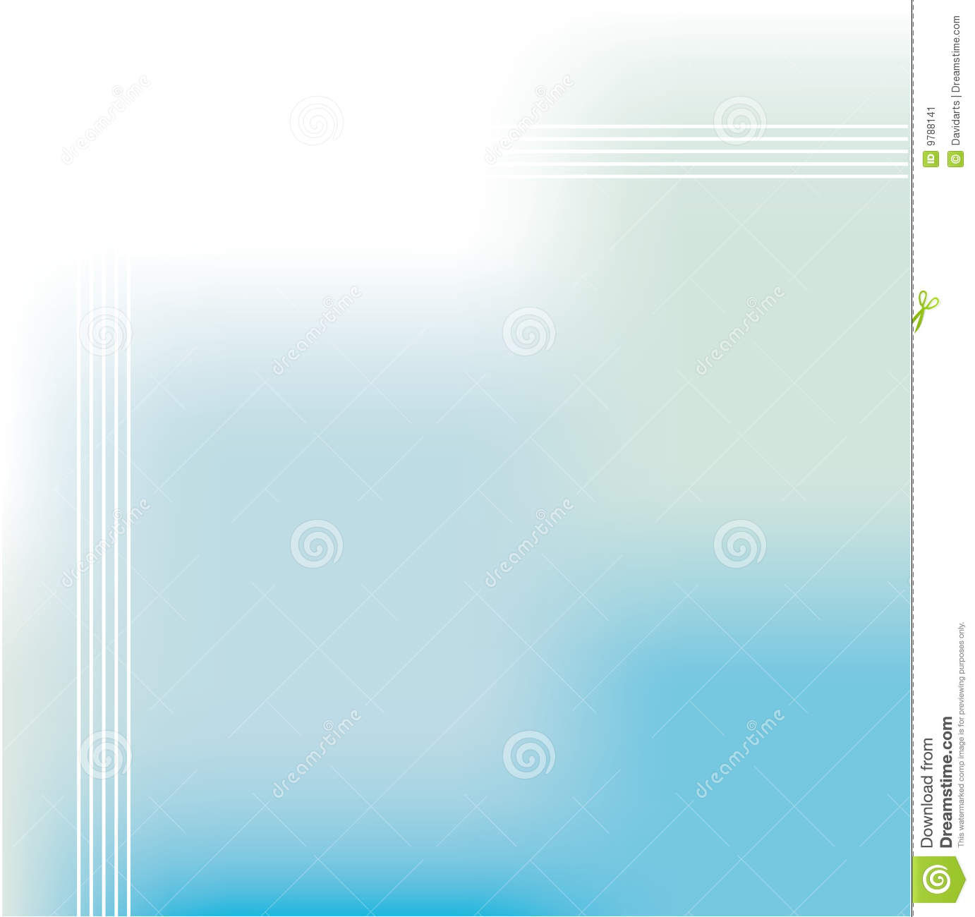 Background For Depliant Or Business Brochure Stock Image - Image ...