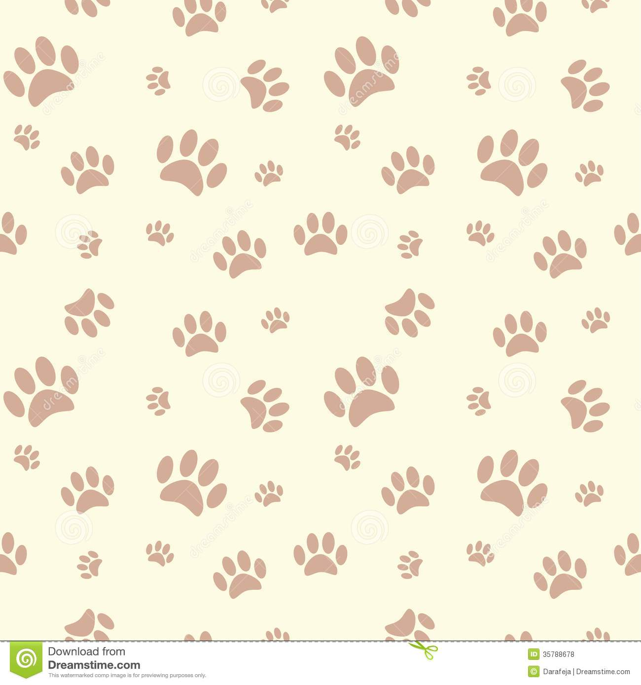 Dog Print Wallpaper Fascinating Of Dog Bone and Paw Print Background Picture