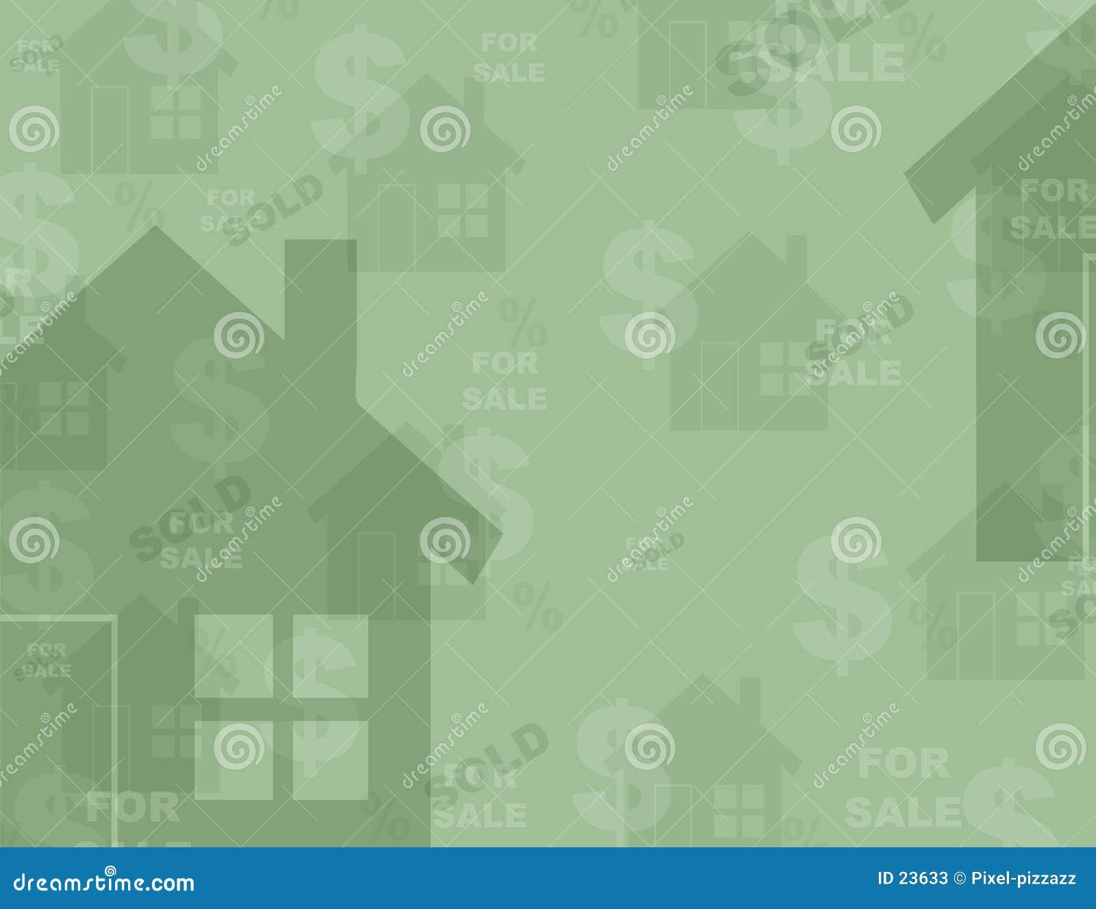 Background estate real
