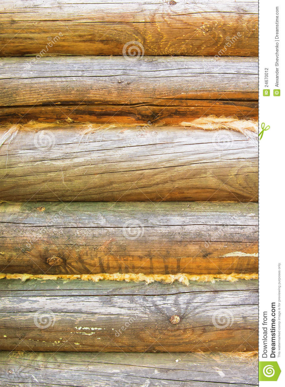 Background of exterior log wall stock photography image for Exterior background