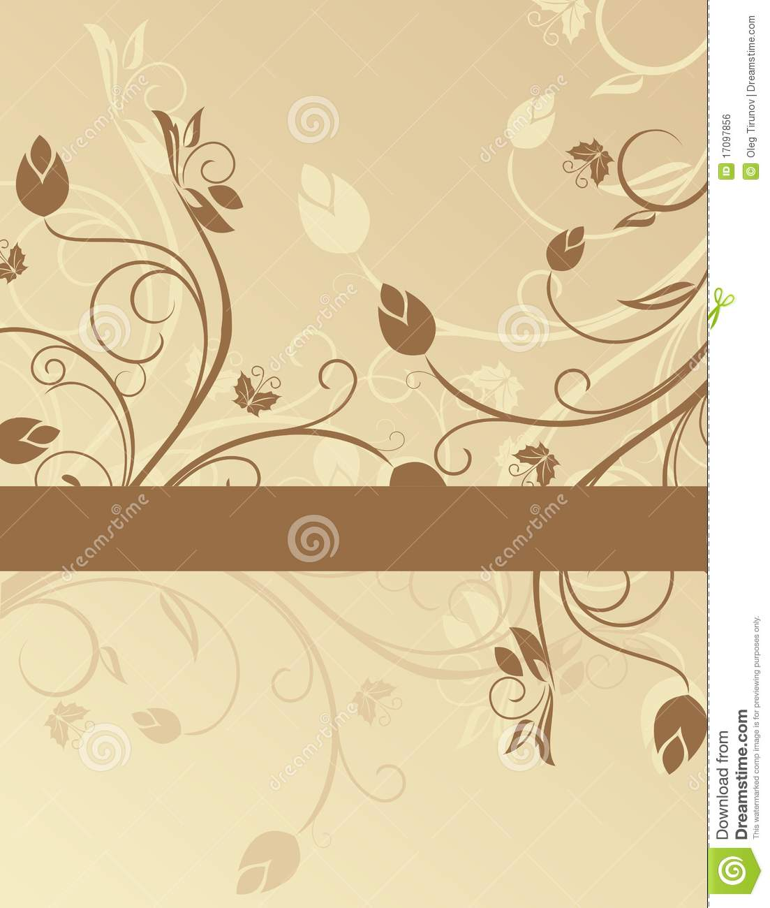 Background floral