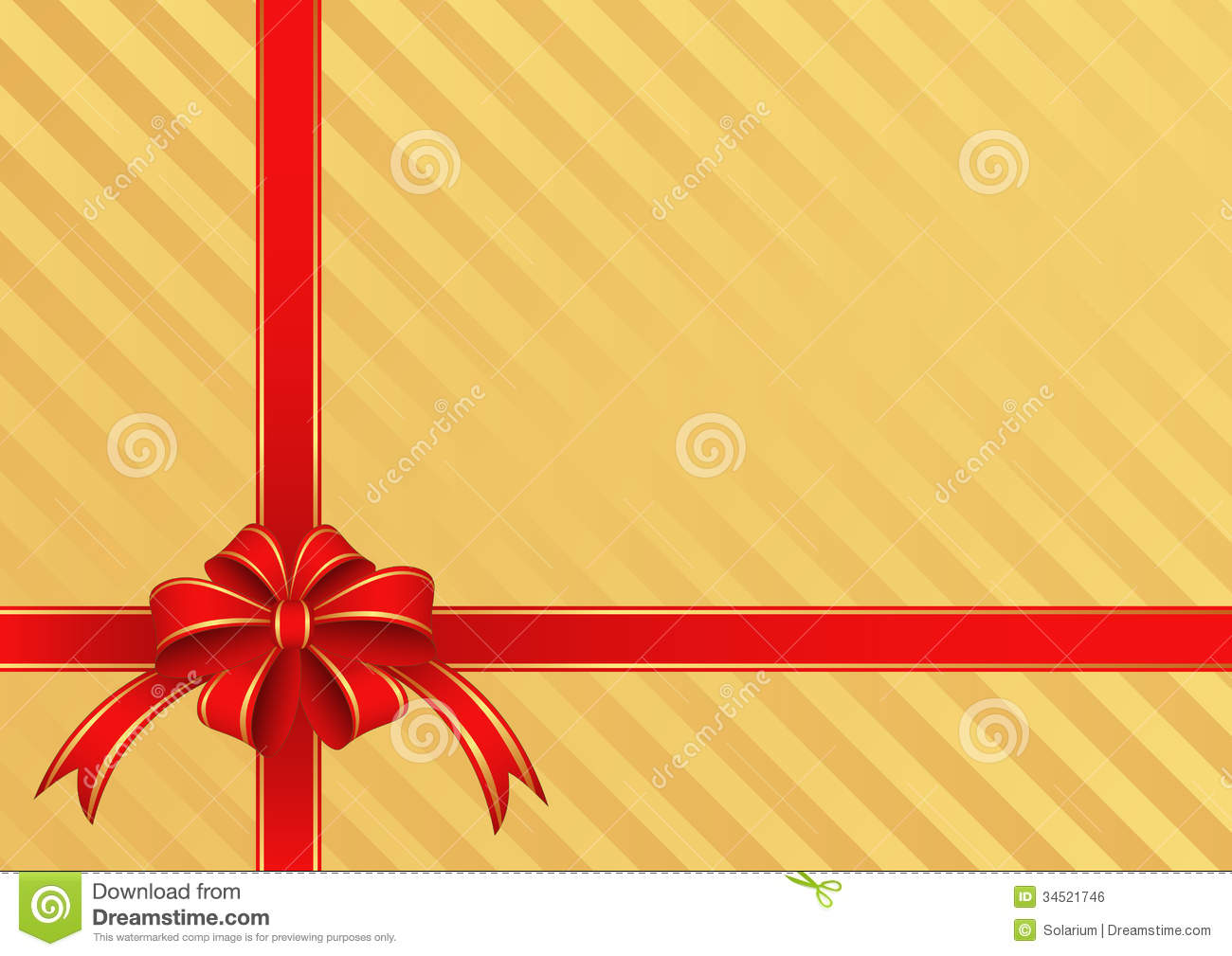 Background gift stock vector illustration of ribbon 34521746 background gift negle Images