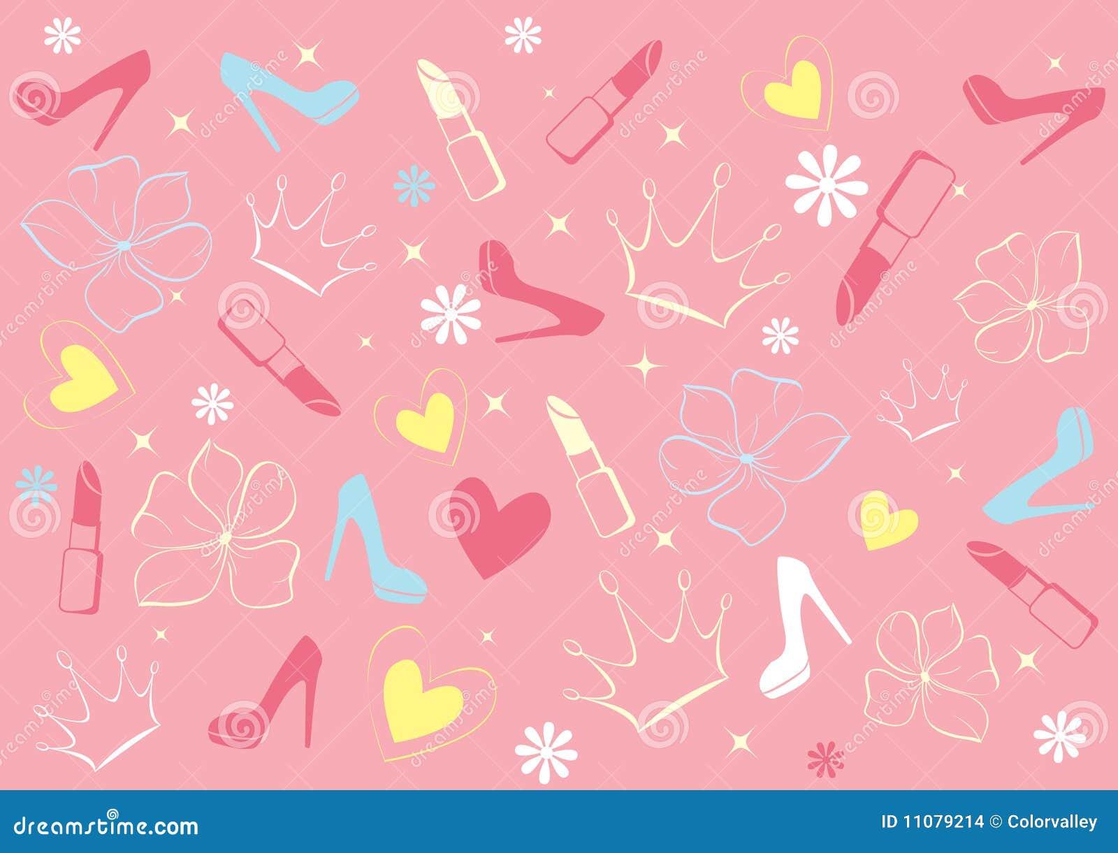 Quinceanera Clip Art Stock Image - Image: 11871741