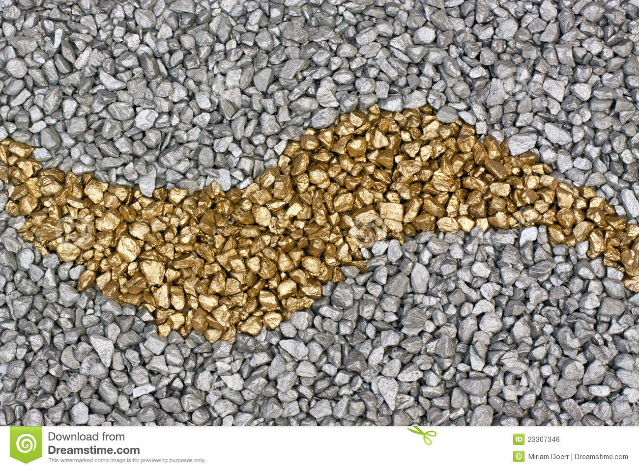 Background gold silver stock photo. Image of structure ...