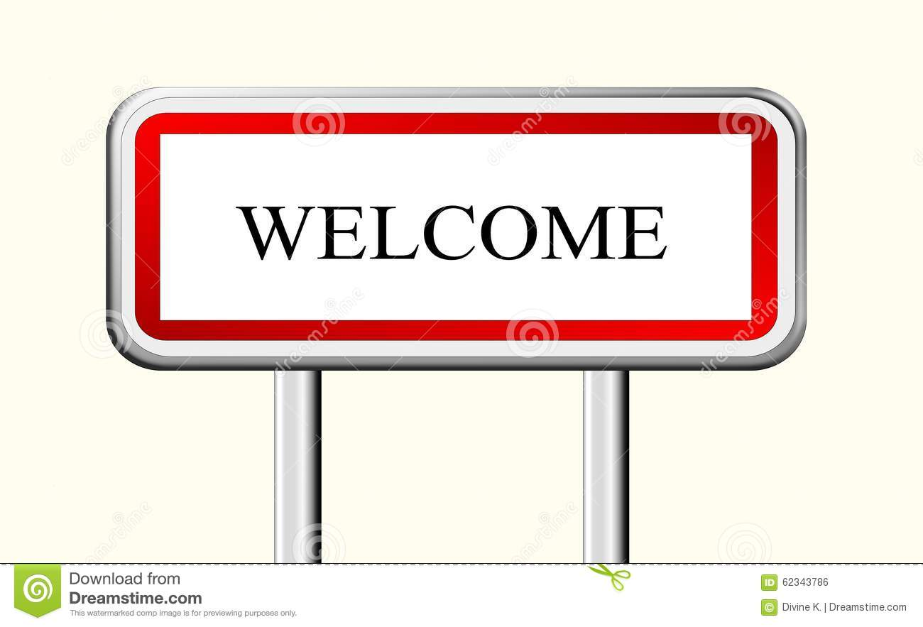 welcome sign  symbol stock photo  image of nobody  symbol