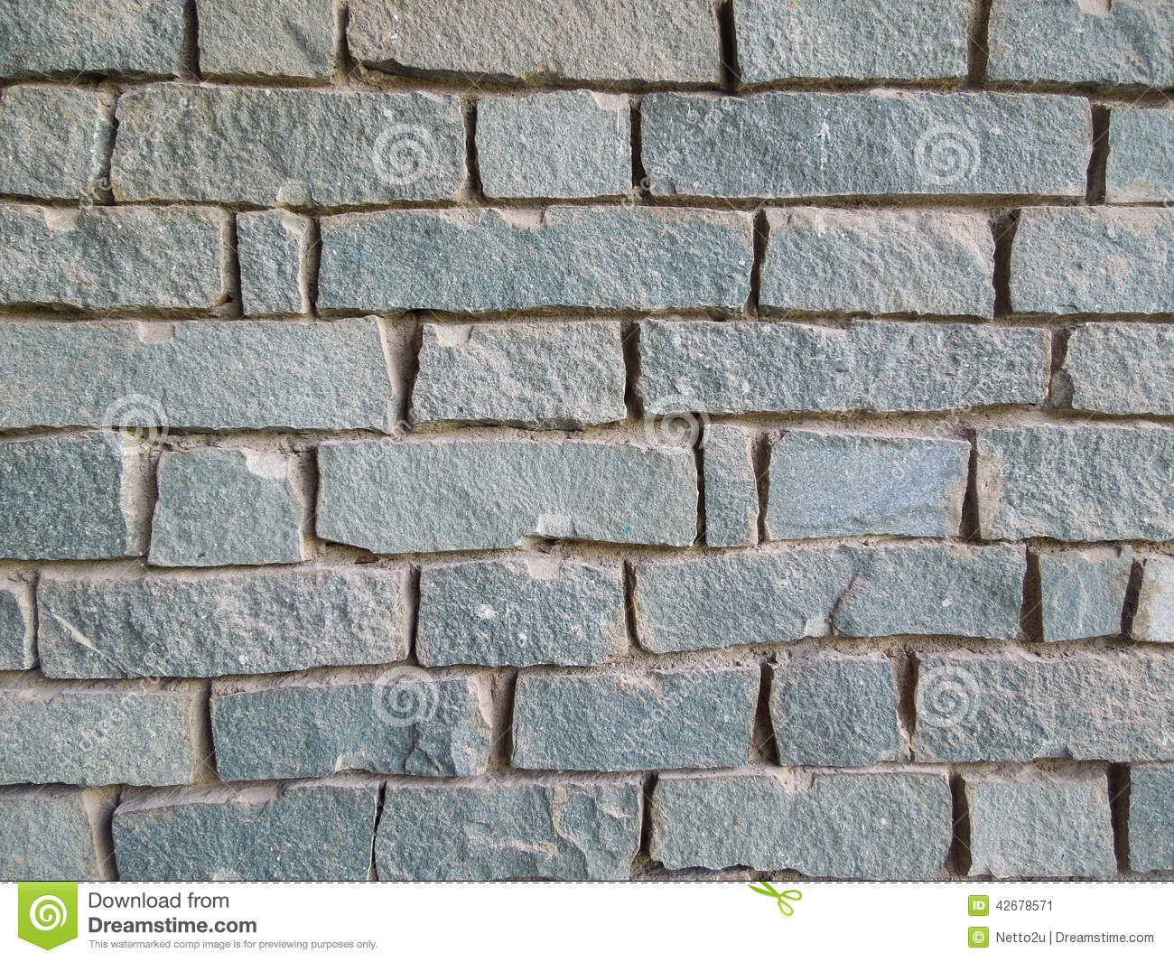 Background Of Grey Stone Wall Texture Stock Photo - Image ...