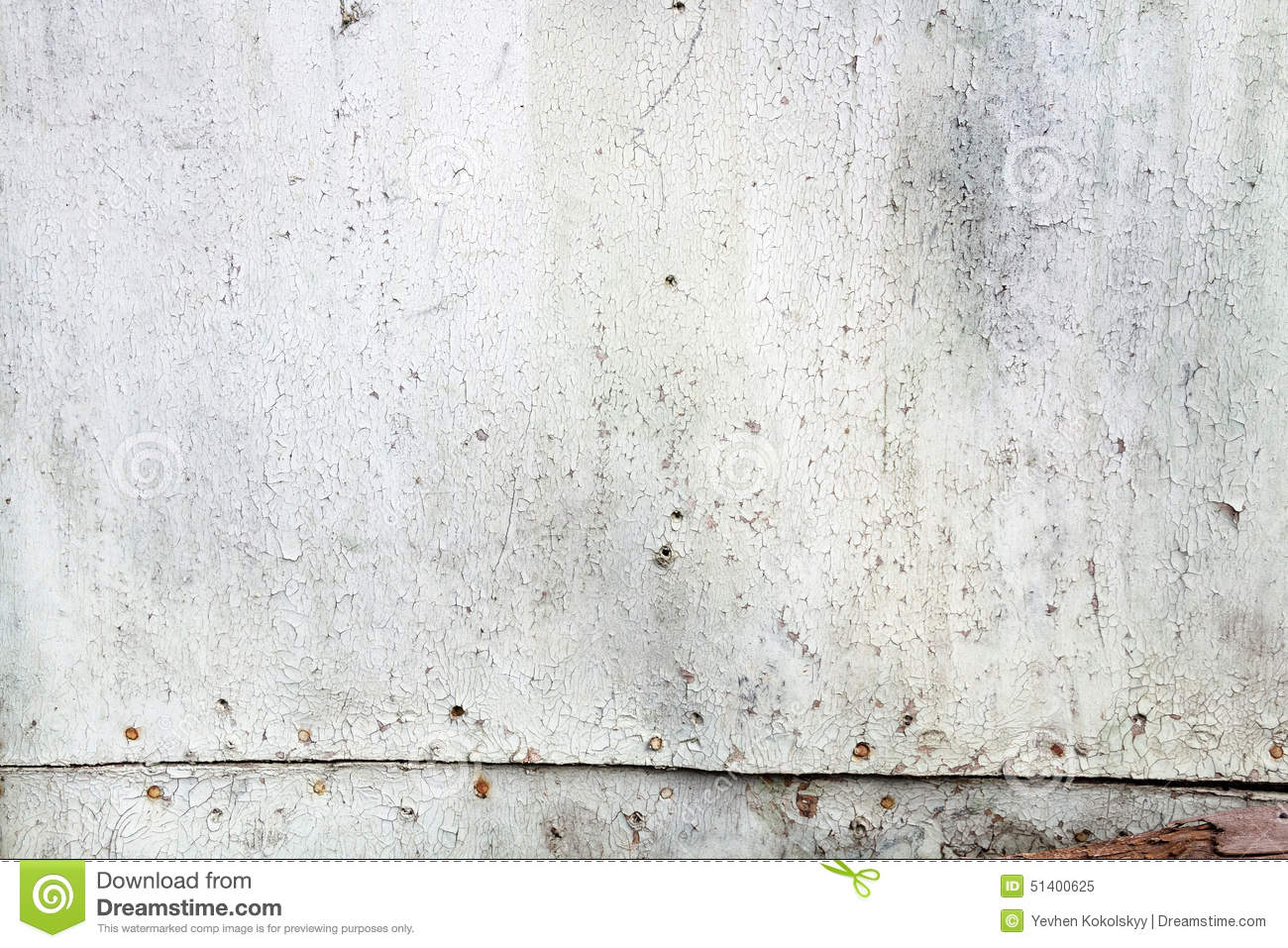 Background With Grunge Old Wooden Wall With Flaking Paint Stock Photo Image 51400625