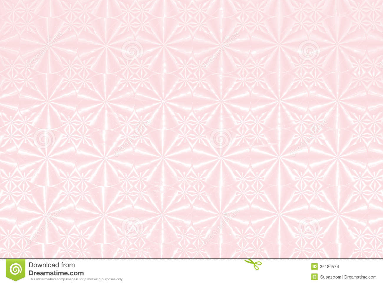 Background With Holographic Pattern Light Pink Stock ...