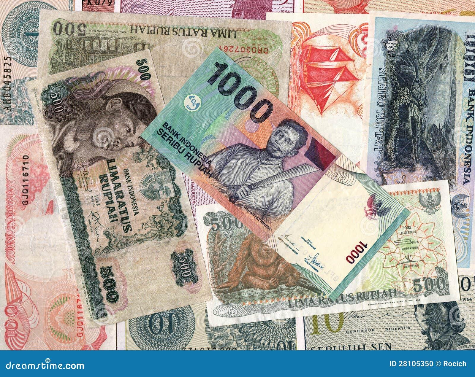 worksheet Money Bills background of indonesia money bills stock photo image 28105350 bills