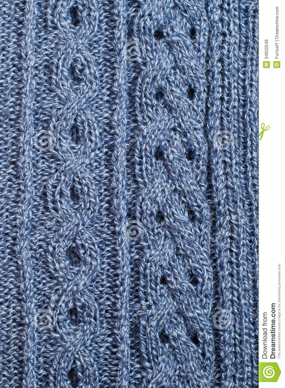 Knitting Stitches A To Z : Background Of Knitting Patterns Royalty Free Stock Images - Image: 34620549