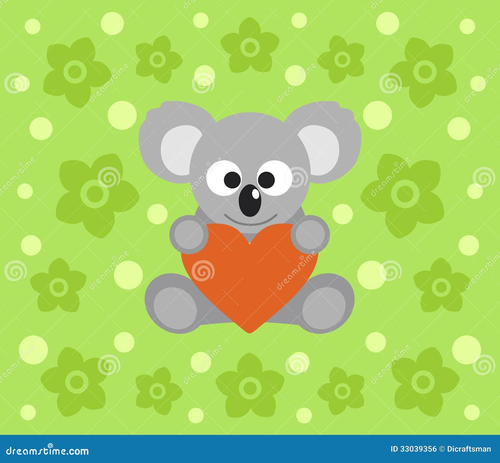 Download Wallpaper Koala Cartoon - background-koala-cartoon-funny-33039356  Picture_431142   .jpg