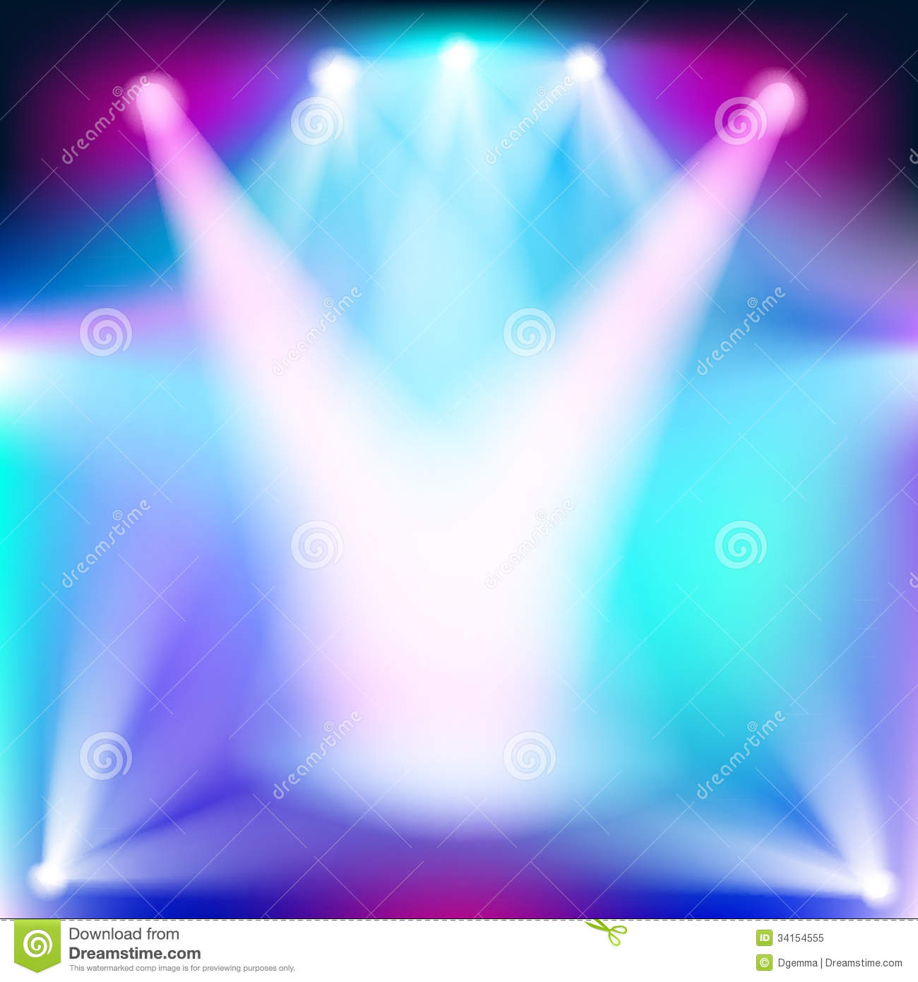 Background image effects - Background With Light Effects