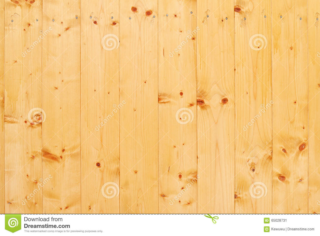 Background Of Light Wooden Wall In Yellow Color Stock Image - Image ...