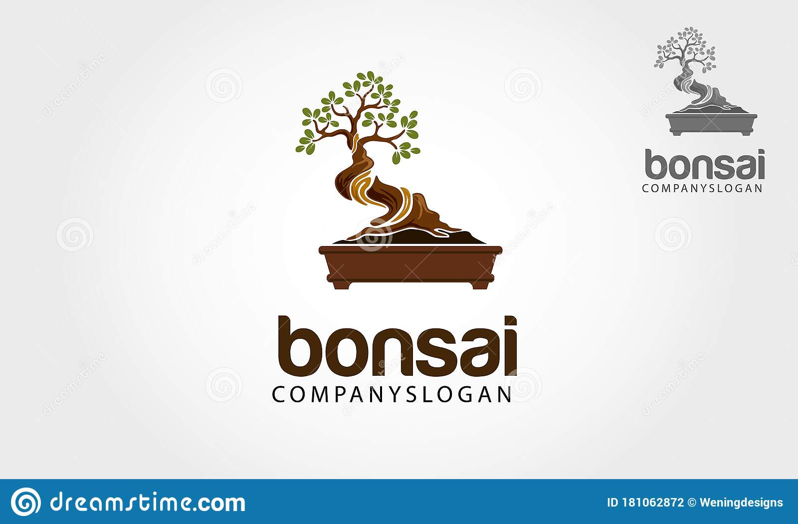 Bonsai Vector Stock Illustrations 4 969 Bonsai Vector Stock Illustrations Vectors Clipart Dreamstime