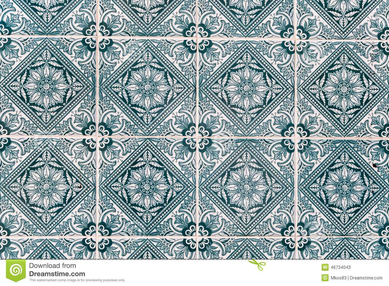 Background made of portuguese ceramic tiles called azulejos stock background made of portuguese ceramic tiles called azulejos dailygadgetfo Gallery