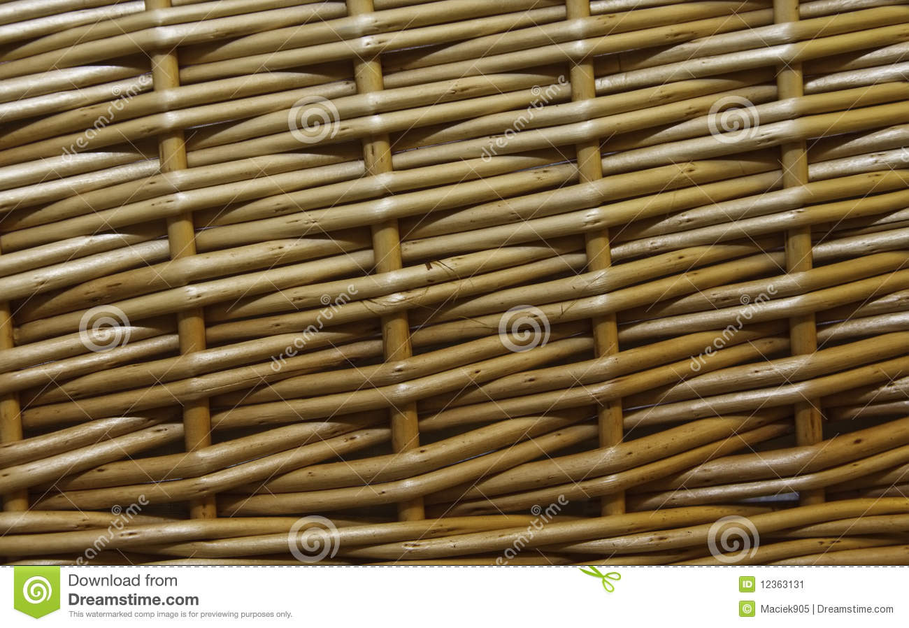 Background of natural rattan.