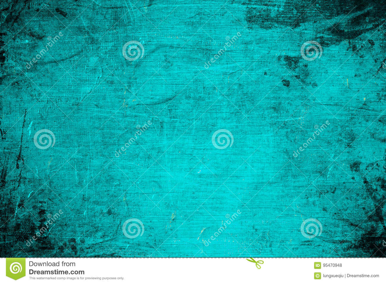 Background neon blue wall texture abstract grunge ruined scratched texture