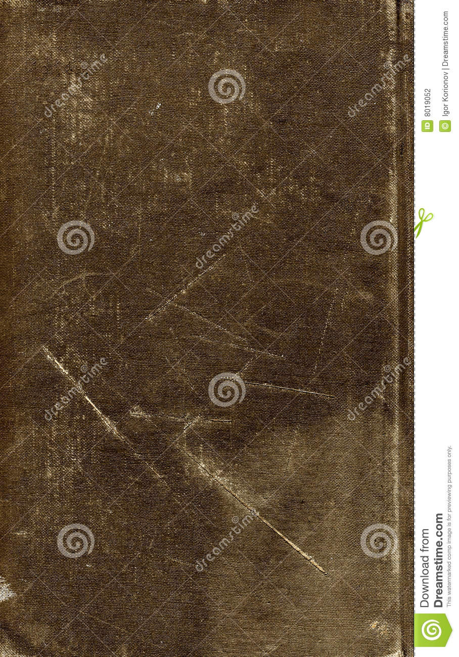 Old Book Cover Background : Background from an old book cover stock photography