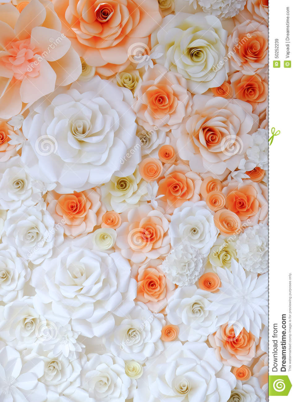 Background of paper folding flower stock image image of greeting background of paper folding flower mightylinksfo