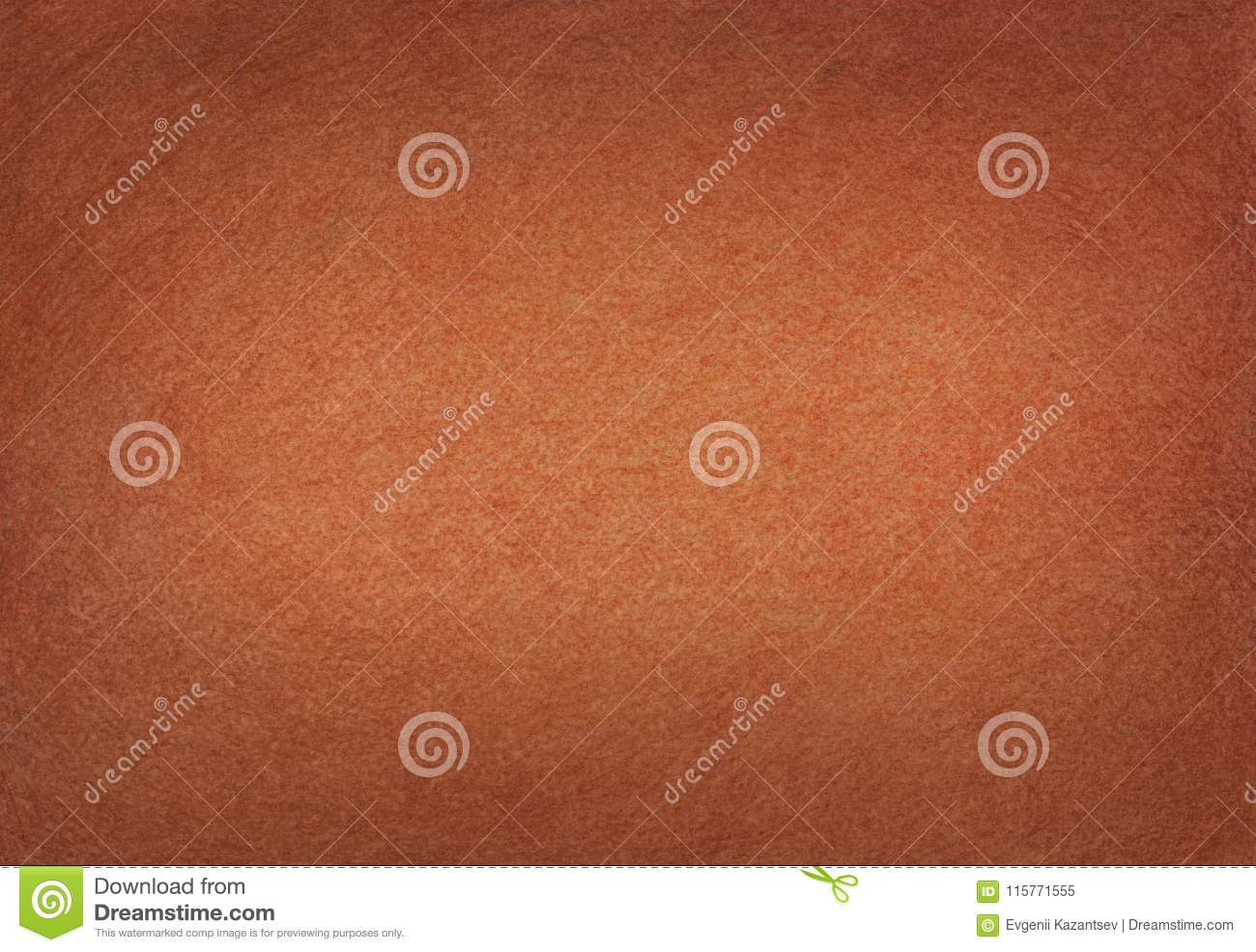 Background pattern with colored pastel. Brown