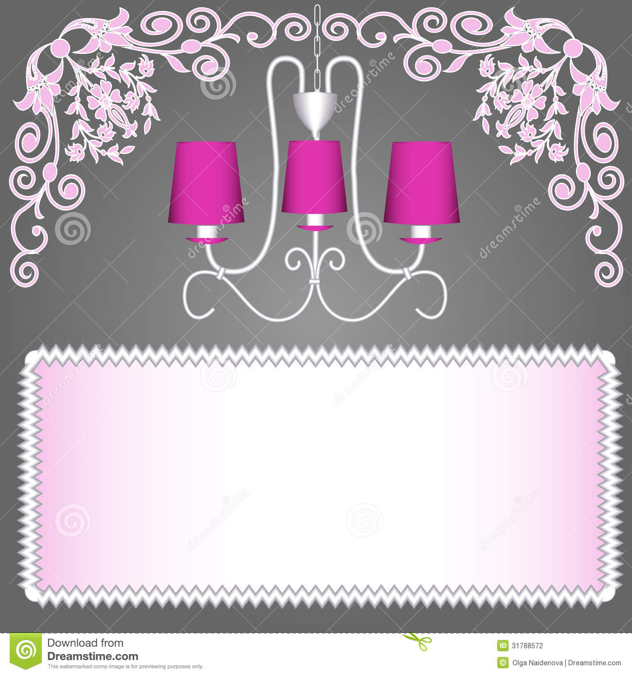 background with pink chandelier for invitations background pink chandelier