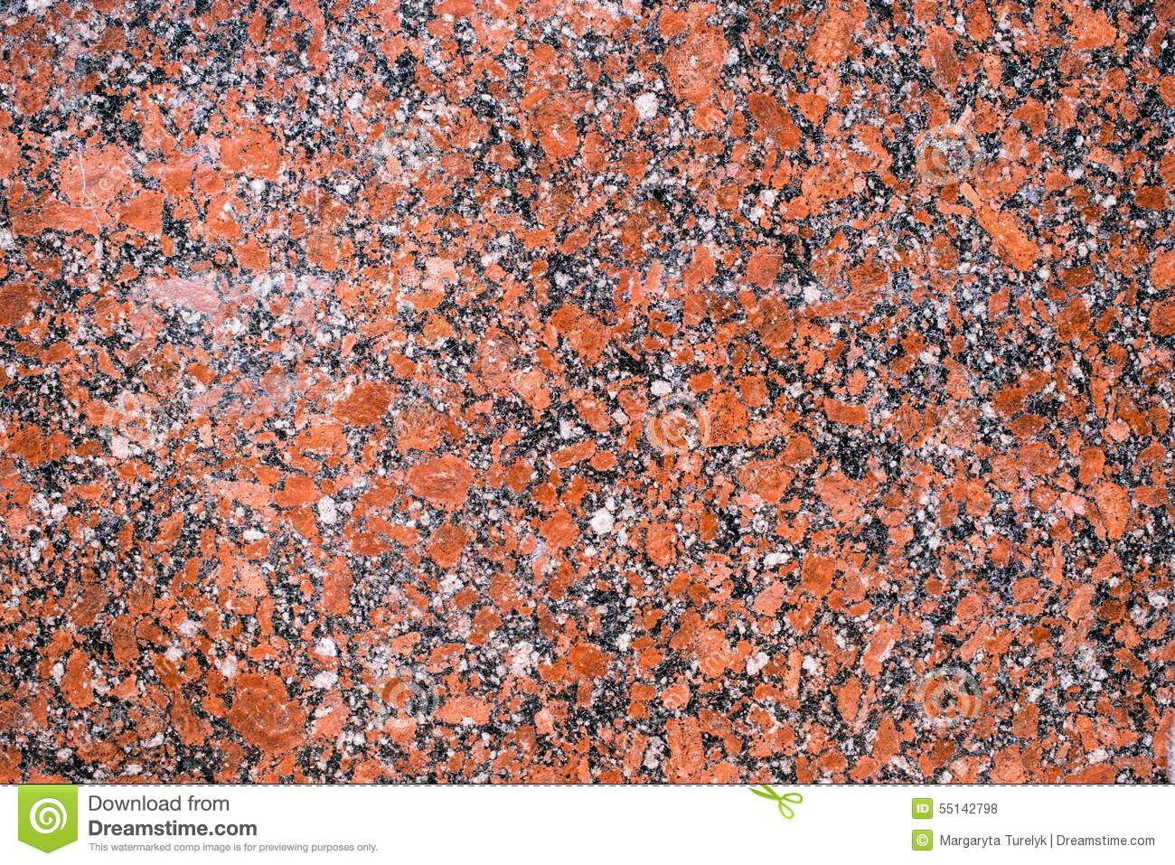 Red And Black Granite : Background red black stone marble stock photo image