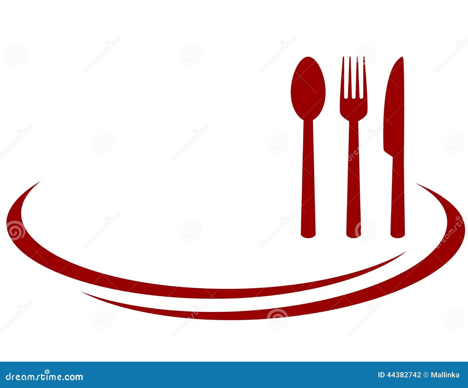 Background For Restaurant Stock Vector Image 44382742