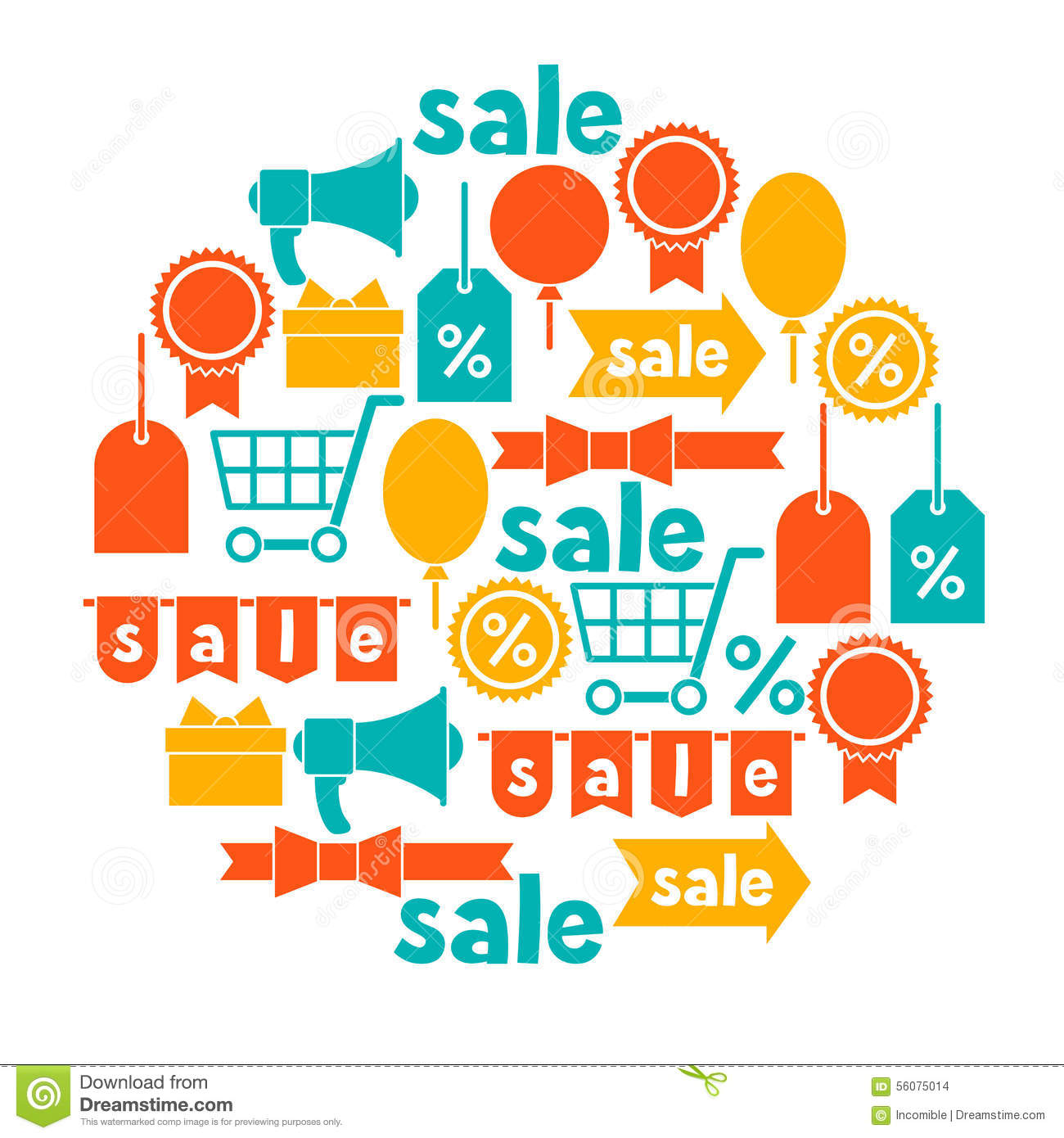 online sales and in store sales in Example 2: in a grocery store, a $12 case of soda is labeled, get a 20% discount what is the discount what is the sale price of the case of soda.