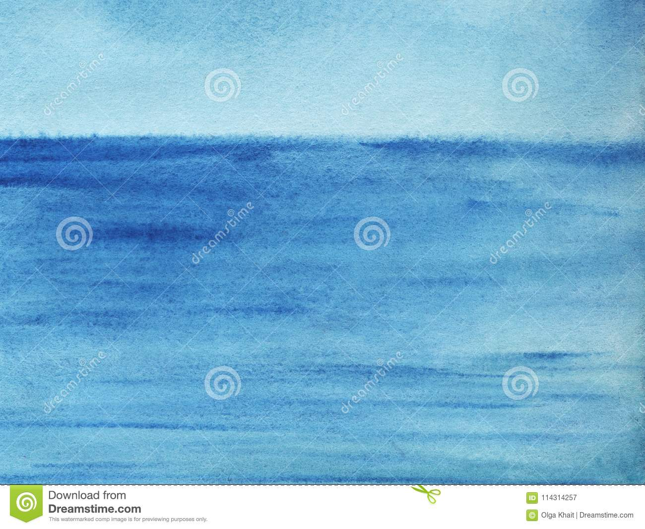 Background seascape. Water surface with a slight ripple to the h