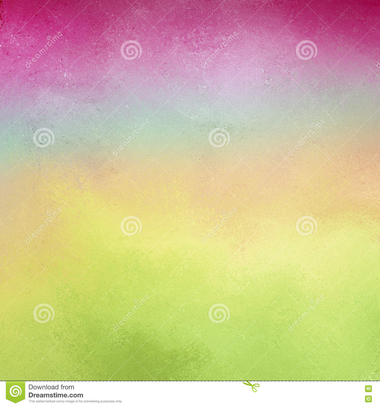background of soft pink blue green and yellow colors and