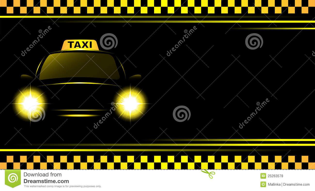 Airport Taxi Sample Business Plan
