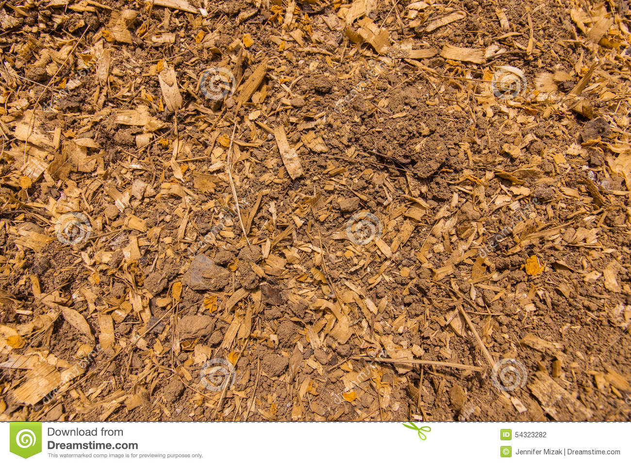 Background Texture Garden Dirt Stock Photo Image 54323282