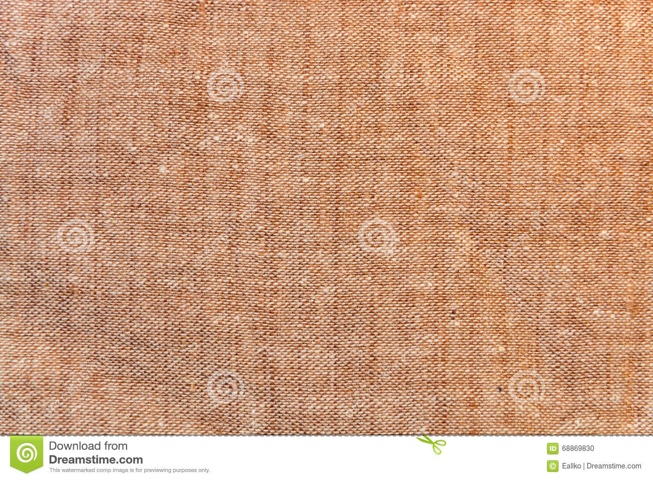 the background texture of light brown linen fabric brown linen fabric lighting